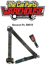 NEW FRONT Securon Seat Belt 500/15 Lap & Diagonal Belt