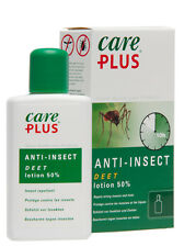 Care Plus Anti-Insect DEET 50% Lotion (50ml)