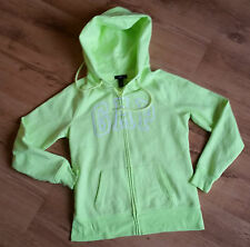 SUPER ORIGINAL USA GAP SWEATJACKE GR S SWEAT JACKE mit KAPUTZE PULLOVER
