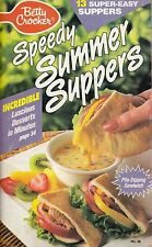 SPEEDY SUMMER SUPPERS BETTY CROCKER RECIPE #56 MAY 1991 SPICY LAMB IN PITA BREAD