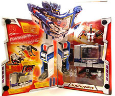 Transformers TOYS R US G1 reissue SOUNDWAVE w/ LASERBEAK & RAVAGE TRU MIMB NEW!!