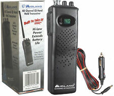 75-785 MIDLAND CB Handheld 40-Ch Radio  4/7 Watt