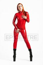 CLASSIC LATEX CATSUIT. EASY-ON (Chlorianted). 7 COLOURS AVAILABLE