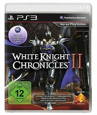 Sony PS3 Playstation 3 Spiel * White Knight Chronicles I + II 1 + 2 *****NEU*NEW
