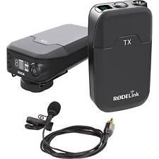 RODELink Film Maker Kit - Wireless Audio System for DSLR (Rode Filmmaker)
