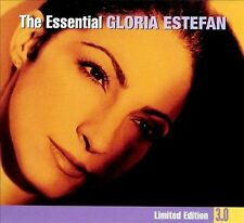 The Essential 3.0 Gloria Estefan; 2010 3 CD Set, Miami Sound Machine, Latin Pop,