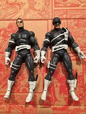 marvel legends agents of shield lot Nick Fury Two loose figures