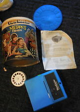 VINTAGE 1980 GAF VIEW-MASTER ENTERTAINER PROJECTOR, JIM HENSON'S MUPPET THEATRE