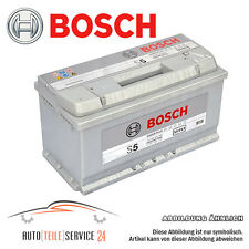 BOSCH 100 Ah Car battery S5 013 12V 100Ah up to 130% Power NEW 0092s50130