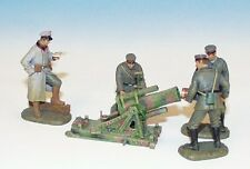Frontline Figures EGW.1 German 245 MM Trench Mortar 4 Man Crew Loading