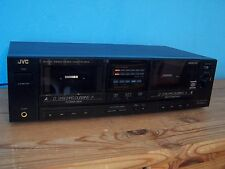 JVC TD-W201 High End HiFi-Stereo Douple-Tapedeck, Doppel Cassettenrecorder