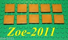Lego Pearl Gold Tile 2x2 10 pieces NEW!!!