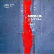 FLORIAN/DENSON,J./RAVITZ,Z.) TRIO MINSARAH (WEBER - BLURRING THE LINES  CD NEU