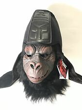 Planet Of The Apes General Ursus Latex Mask Cosplay Costume Helmet New With Tags