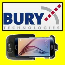 NEW Bury Samsung Galaxy S6 Cradle - System 8 Bluetooth Car Take & Talk Holder UK