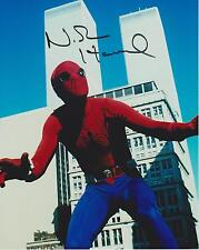 Nicholas Hammond Autograph , The Amazing Spider-Man, Original Hand Signed Phot