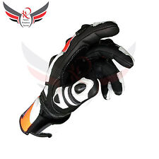Honda Repsol Motorbike Gloves Racing Pro-Biker Moto Cross Full Finger TPU LRG