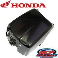 NEW GENUINE HONDA 2003 - 2016 RUCKUS 50 NPS50 OEM BLACK INNER FRONT COVER