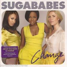 SUGABABES - Change (UK 12 Track CD Album)