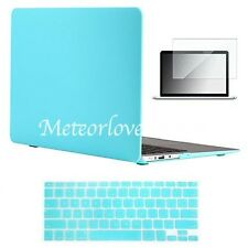 Vasileios 3in1 Matte Frosted Satins-touch Hard Shell Case Cover Keyboard 15.4""
