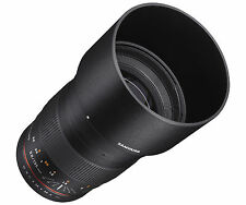 New Samyang 135mm F2.0 ED UMC Lens for Canon - Free Ship