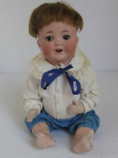 Antique Armand Marseille 996  Bisque Toddler Doll