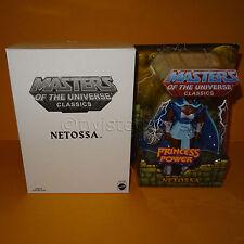 2012 MATTEL MOTU HE-MAN MASTERS OF THE UNIVERSE CLASSICS NETOSSA (SHE-RA) MOC