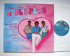 DIE FLIPPERS - TRÄUME LIEBE SEHNSUCHT  / LP / 1987