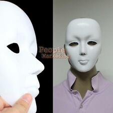 Scary Face Halloween Masquerade DIY Mime Mask Ball Party Cosplay Costume Masks