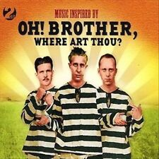 Music Inspired by O Brother, Where Art Thou? by Various Artists (CD,...