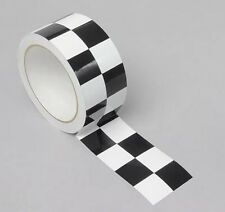 CHECKERED FLAG DECAL MOTORCYCLE HELMET BIKE STICKER GREAT NEW LOOK 1214