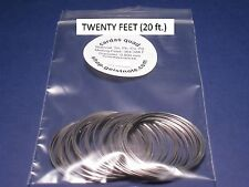 20 FEET Solder ~ Cardas Quad Silver Eutectic Solder ~ Authorized Cardas Dealer