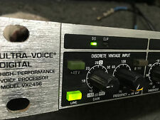 Behringer Ultra-Voice Digital Model VX2496 Rack Voice Processor //ARMENS//