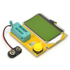 Hot LCD Mega328 Transistor Tester Diode Triode Capacitance ESR Meter NPN L/C/R