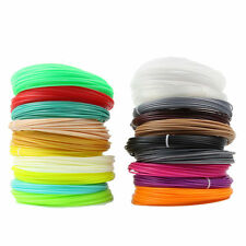 20pcs (200m) 1.75mm ABS Printing Filament Modeling For 3D Printer Pen Drawing