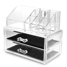 Acrylic Makeup Make Up Lipstick Display Stand Holder Cosmetic Storage