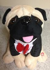 NEW The Room Official Talking Ooo Hi Doggy Talking Pug Plush Tommy Wiseau