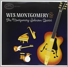"Wes Montgomery and Montgomery Johnson Quintet RSD 10"" Vinyl EP New"