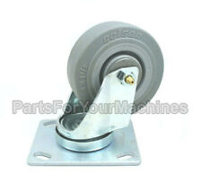 "4"" SWIVEL CASTER BY COLSON  FOR TENNANT 5300, 5400, 5500 FLOOR SCRUBBERS 612056"