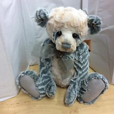 CHARLIE BEARS AMANDA 15 INCH PLUSH BEAR FROM SECRET COLLECTION RETIRED BNWT