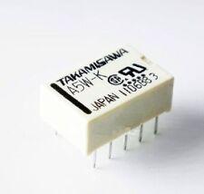 1PCS NEW  Relais Takamisawa A5W-K DIP-10 Relay 2x UM 5V Audio Signal