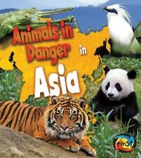 Animals in Danger in Asia-ExLibrary