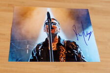 Ricky Warwick *Rock meets Classic Thin Lizzy, original signed Photo 20x25 (8x10)