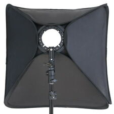 "20x20"" 50cm portable Photograph Studio Softbox Tent for Flash Light Speedlite"