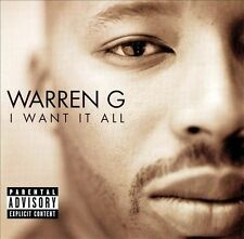 &, Snoop Dogg, Mack 10, Warren G: I Want It All Explicit Lyrics Audio Cassette