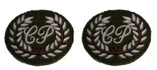Royal Military Police Basic Close Protection Course Badges (pair) RMP - CPU