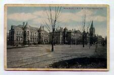 Main Street I. S. F. M. Y. Indiana School for Feeble Minded Youth Fort Wayne IND