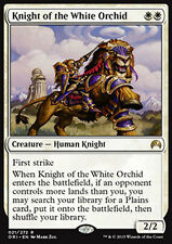 MTG KNIGHT OF THE WHITE ORCHID FOIL - CAVALIERE DELL'ORCHIDEA BIANCA - ORI