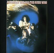 The Guess Who - American Woman - CD - New! Sealed! FREE SHIPPING!