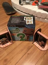 Little Big Planet 2 Limited Edition Collector's Special Bookends Sackboy NO GAME